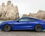 2020 BMW M8 Competition Coupe Side Wallpapers 150x120 (18)