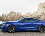 2020 BMW M8 Competition Coupe Side Wallpapers 150x120 (19)