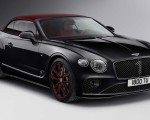 2020 Bentley Continental GT Convertible Number 1 Edition by Mulliner Front Three-Quarter Wallpapers 150x120 (6)