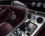 2020 Bentley Continental GT Convertible Number 1 Edition by Mulliner Interior Detail Wallpapers 150x120 (9)