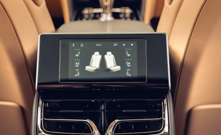 2020 Bentley Flying Spur (Color: Cricket Ball) Interior Detail Wallpapers 450x275 (128)