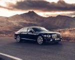 2020 Bentley Flying Spur (Color: Dark Sapphire) Front Three-Quarter Wallpapers 150x120 (9)