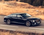 2020 Bentley Flying Spur (Color: Dark Sapphire) Front Three-Quarter Wallpapers 150x120 (3)