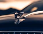 2020 Bentley Flying Spur (Color: Dark Sapphire) Hood Ornament Wallpapers 150x120 (15)