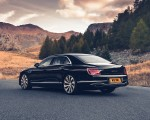 2020 Bentley Flying Spur (Color: Dark Sapphire) Rear Three-Quarter Wallpapers 150x120 (11)