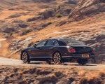 2020 Bentley Flying Spur (Color: Dark Sapphire) Rear Three-Quarter Wallpapers 150x120 (7)