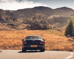 2020 Bentley Flying Spur (Color: Dark Sapphire) Rear Wallpapers 150x120 (12)