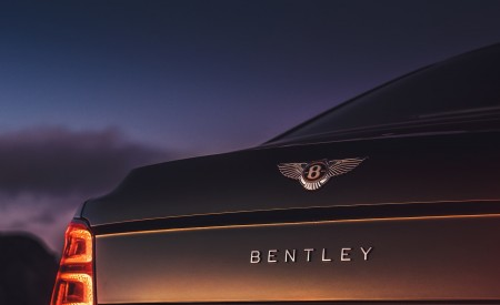 2020 Bentley Flying Spur (Color: Verdant) Detail Wallpapers 450x275 (42)