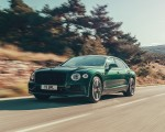 2020 Bentley Flying Spur (Color: Verdant) Front Three-Quarter Wallpapers 150x120 (25)