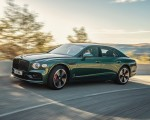 2020 Bentley Flying Spur (Color: Verdant) Front Three-Quarter Wallpapers 150x120 (26)