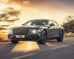 2020 Bentley Flying Spur (Color: Verdant) Front Three-Quarter Wallpapers 150x120 (27)