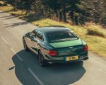 2020 Bentley Flying Spur (Color: Verdant) Rear Three-Quarter Wallpapers 150x120 (30)