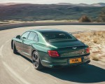 2020 Bentley Flying Spur (Color: Verdant) Rear Three-Quarter Wallpapers 150x120 (31)