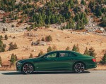 2020 Bentley Flying Spur (Color: Verdant) Side Wallpapers 150x120 (33)