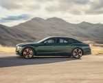 2020 Bentley Flying Spur (Color: Verdant) Side Wallpapers 150x120 (32)