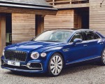 2020 Bentley Flying Spur First Edition Front Three-Quarter Wallpapers 150x120 (5)