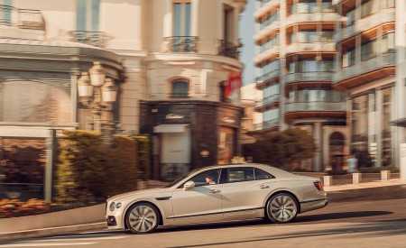 2020 Bentley Flying Spur in Monaco Wallpapers 450x275 (138)