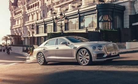 2020 Bentley Flying Spur in Monaco Wallpapers 450x275 (139)