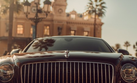 2020 Bentley Flying Spur in Monaco Wallpapers 450x275 (130)