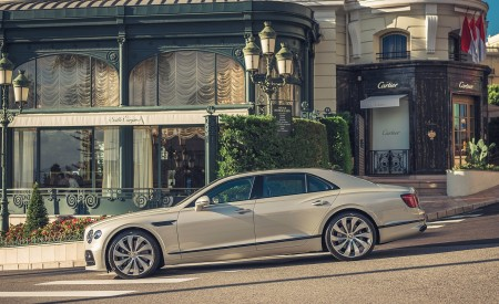 2020 Bentley Flying Spur in Monaco Wallpapers 450x275 (137)