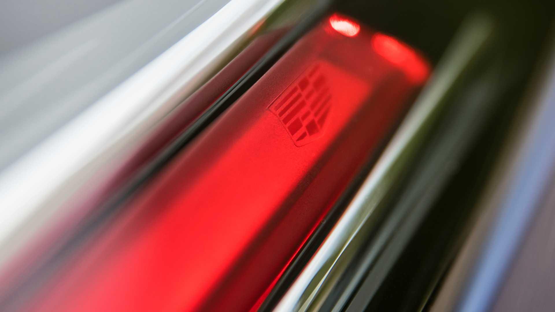 2020 Cadillac CT4-V Detail Wallpapers (10)