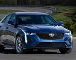 2020 Cadillac CT4-V Front Three-Quarter Wallpapers 150x120 (20)