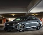 2020 Cadillac CT4-V Front Three-Quarter Wallpapers 150x120 (7)