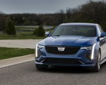 2020 Cadillac CT4-V Wallpapers HD