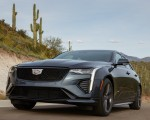 2020 Cadillac CT4-V Front Wallpapers 150x120 (2)