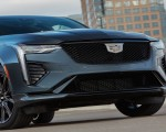 2020 Cadillac CT4-V Front Wallpapers 150x120 (14)
