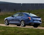 2020 Cadillac CT4-V Rear Three-Quarter Wallpapers 150x120 (21)