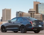 2020 Cadillac CT4-V Rear Three-Quarter Wallpapers 150x120 (8)
