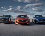 2020 Cadillac CT4-V and V-Series Family Wallpapers 150x120 (23)