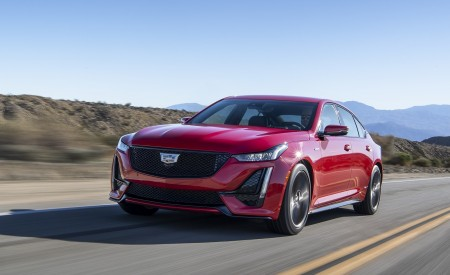 2020 Cadillac CT5-V Wallpapers & HD Images