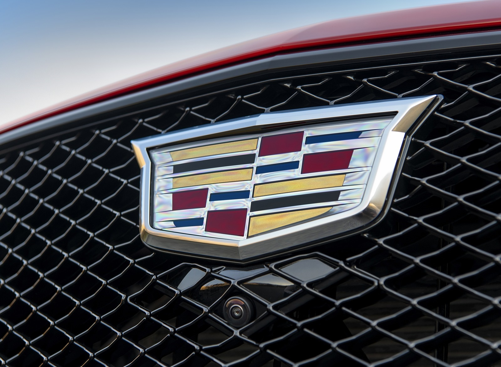 2020 Cadillac CT5-V Grill Wallpapers (10)