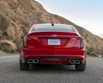 2020 Cadillac CT5-V Rear Wallpapers 150x120 (6)