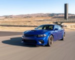 2020 Dodge Charger SRT Hellcat Widebody (Color: IndiGo Blue) Front Three-Quarter Wallpapers 150x120 (26)