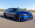 2020 Dodge Charger SRT Hellcat Widebody (Color: IndiGo Blue) Front Three-Quarter Wallpapers 150x120 (27)
