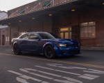 2020 Dodge Charger SRT Hellcat Widebody (Color: IndiGo Blue) Front Three-Quarter Wallpapers 150x120 (46)