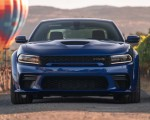 2020 Dodge Charger SRT Hellcat Widebody (Color: IndiGo Blue) Front Wallpapers 150x120 (48)
