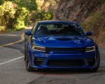 2020 Dodge Charger SRT Hellcat Widebody (Color: IndiGo Blue) Front Wallpapers 150x120 (50)