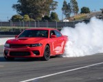 2020 Dodge Charger SRT Hellcat Widebody (Color: TorRed) Burnout Wallpapers 150x120 (12)