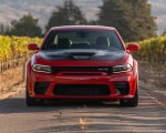 2020 Dodge Charger SRT Hellcat Widebody (Color: TorRed) Front Wallpapers 150x120 (17)