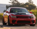 2020 Dodge Charger SRT Hellcat Widebody (Color: TorRed) Front Wallpapers 150x120 (18)