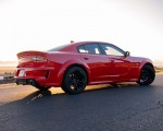 2020 Dodge Charger SRT Hellcat Widebody (Color: TorRed) Rear Three-Quarter Wallpapers 150x120 (14)