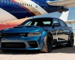 2020 Dodge Charger SRT Hellcat Widebody Front Three-Quarter Wallpapers 150x120 (31)