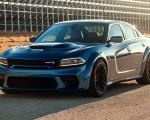 2020 Dodge Charger SRT Hellcat Widebody Front Three-Quarter Wallpapers 150x120 (19)