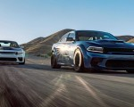 2020 Dodge Charger SRT Hellcat Widebody Front Three-Quarter Wallpapers 150x120 (8)