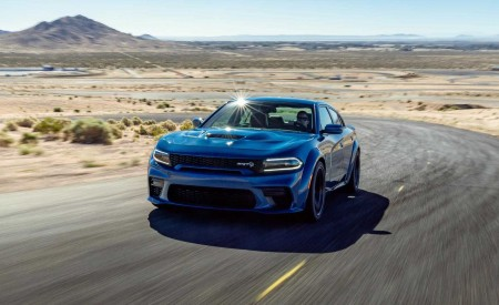 2020 Dodge Charger SRT Hellcat Widebody Wallpapers HD
