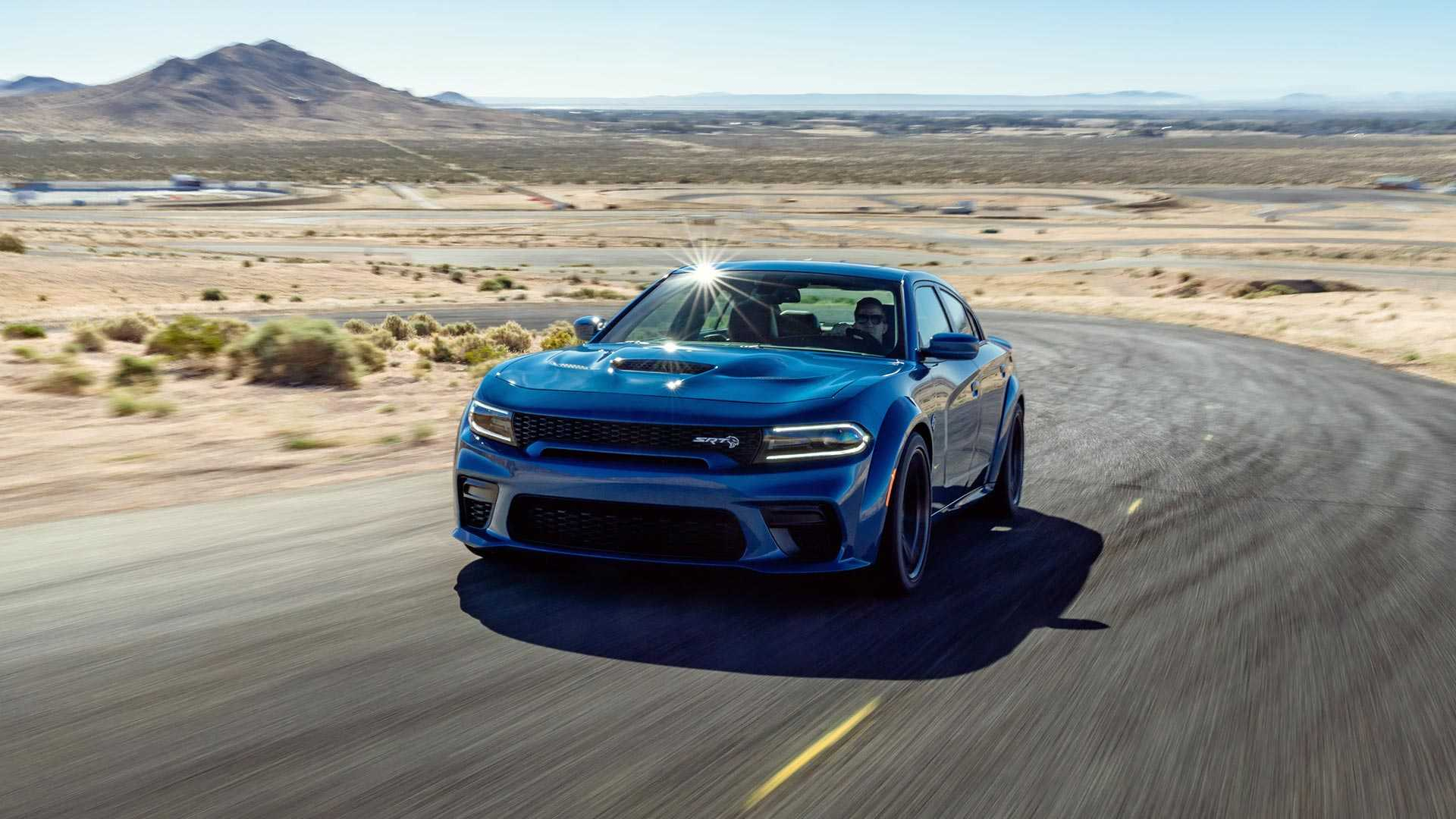 2020 Dodge Charger SRT Hellcat Widebody Front Three-Quarter Wallpapers #1 of 79